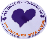 The Sarah Grace Foundation Magnet