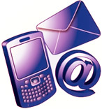 Email icons of The Sarah Grace Foundation